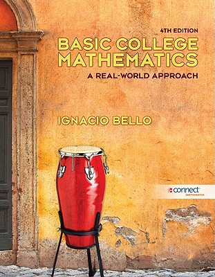 Basic College Mathematics By Bello, Ignacio