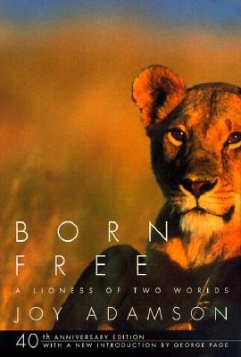 Born Free By Adamson, Joy